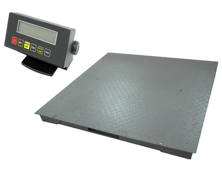 Electronic Precision Floor Scale