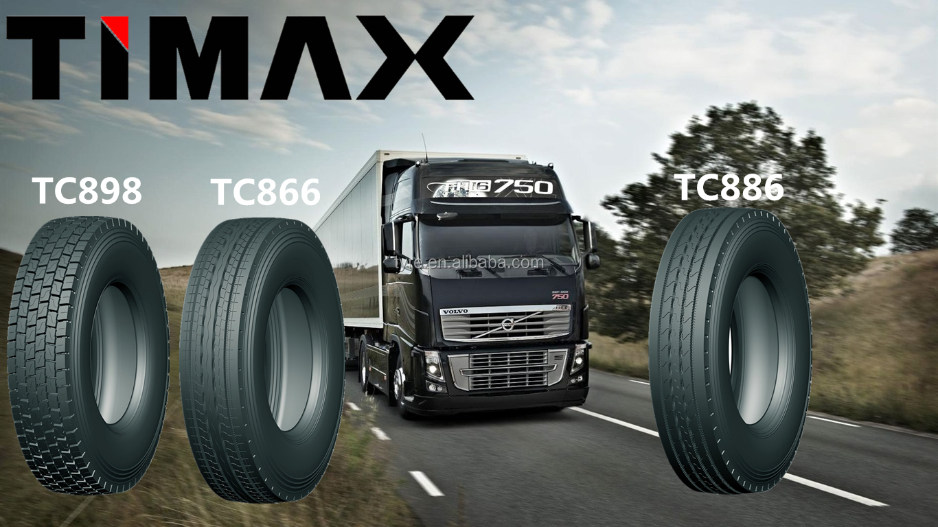 TUREFAST truck tires heavy duty use Triangle quality Factory direct sales