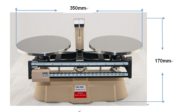 buy  Double Beam Scale MB-2000  manufacturer